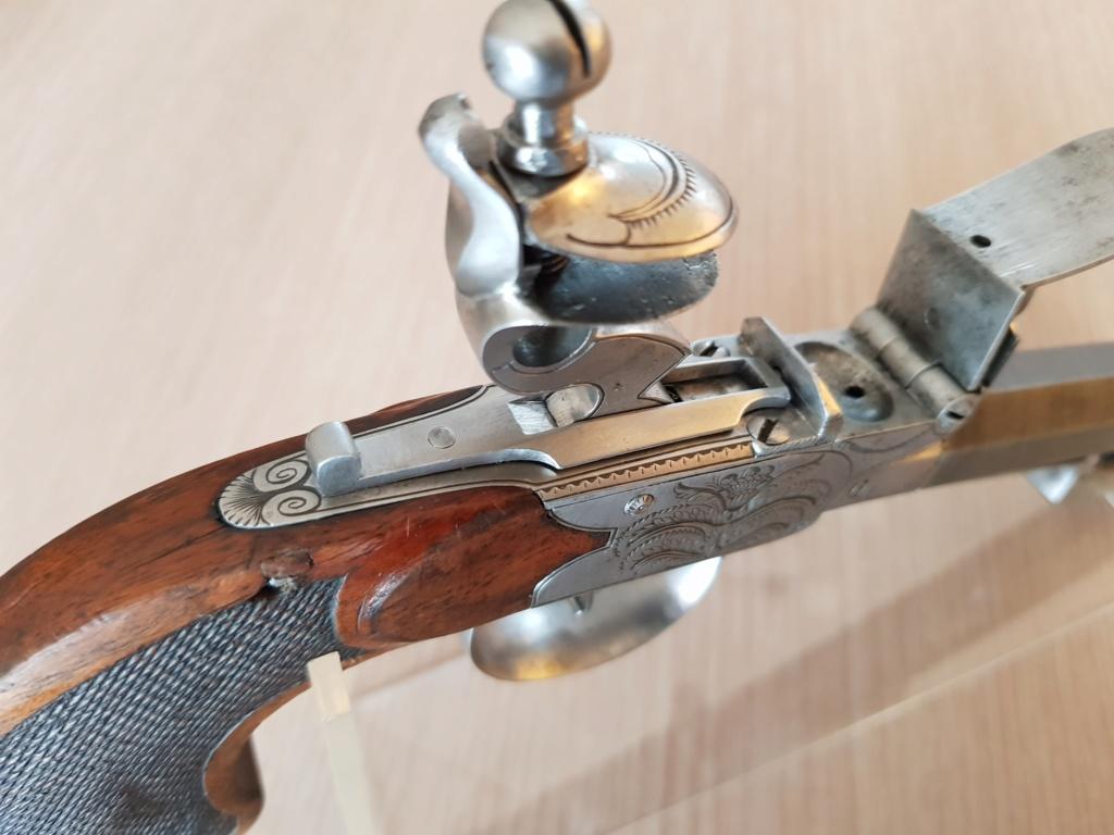 présentation de ma collection d'armes anciennes 20200128
