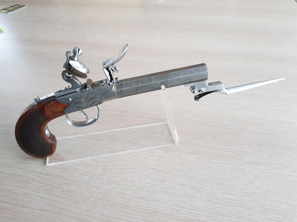 présentation de ma collection d'armes anciennes 20200131