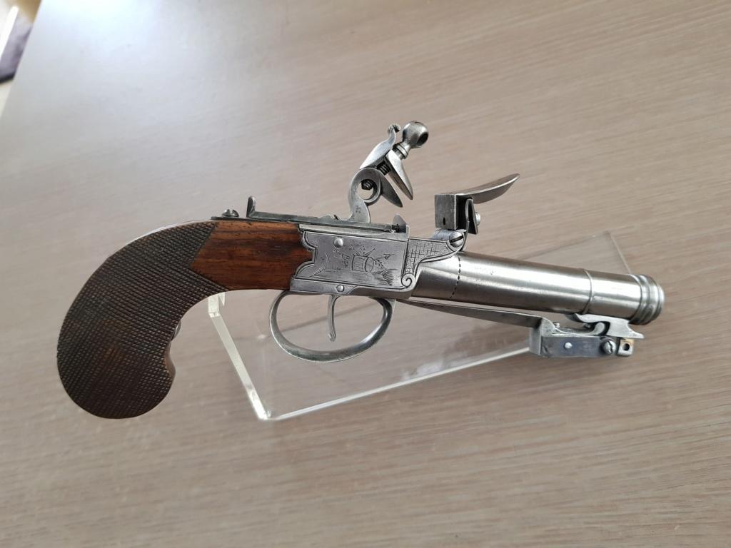présentation de ma collection d'armes anciennes 20200133
