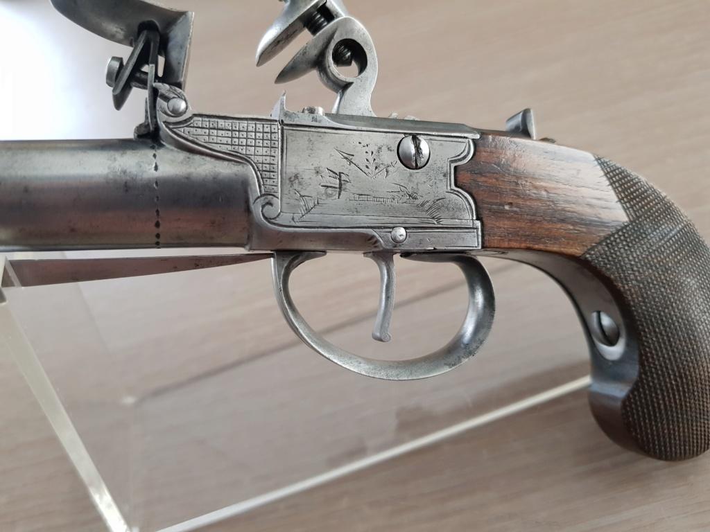 présentation de ma collection d'armes anciennes 20200134