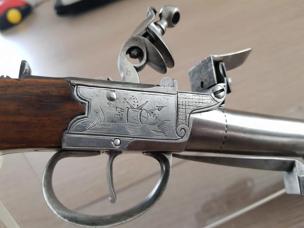 présentation de ma collection d'armes anciennes 20200135