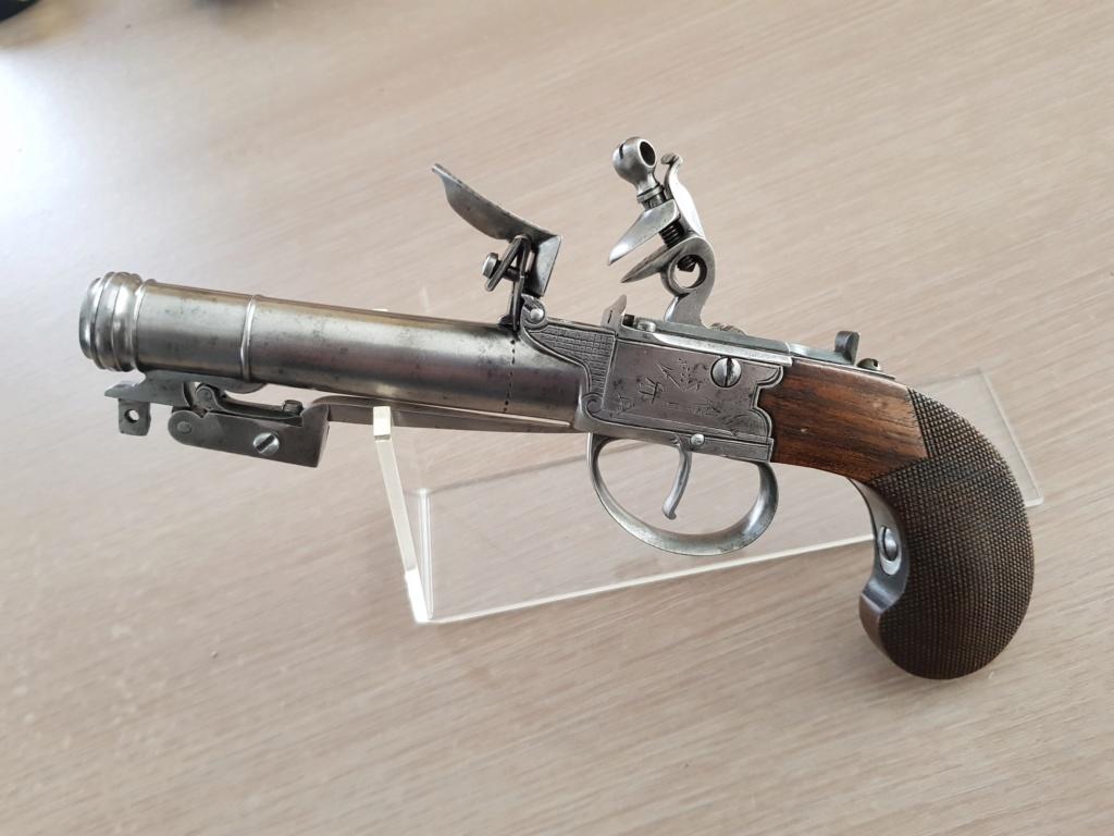 présentation de ma collection d'armes anciennes 20200137
