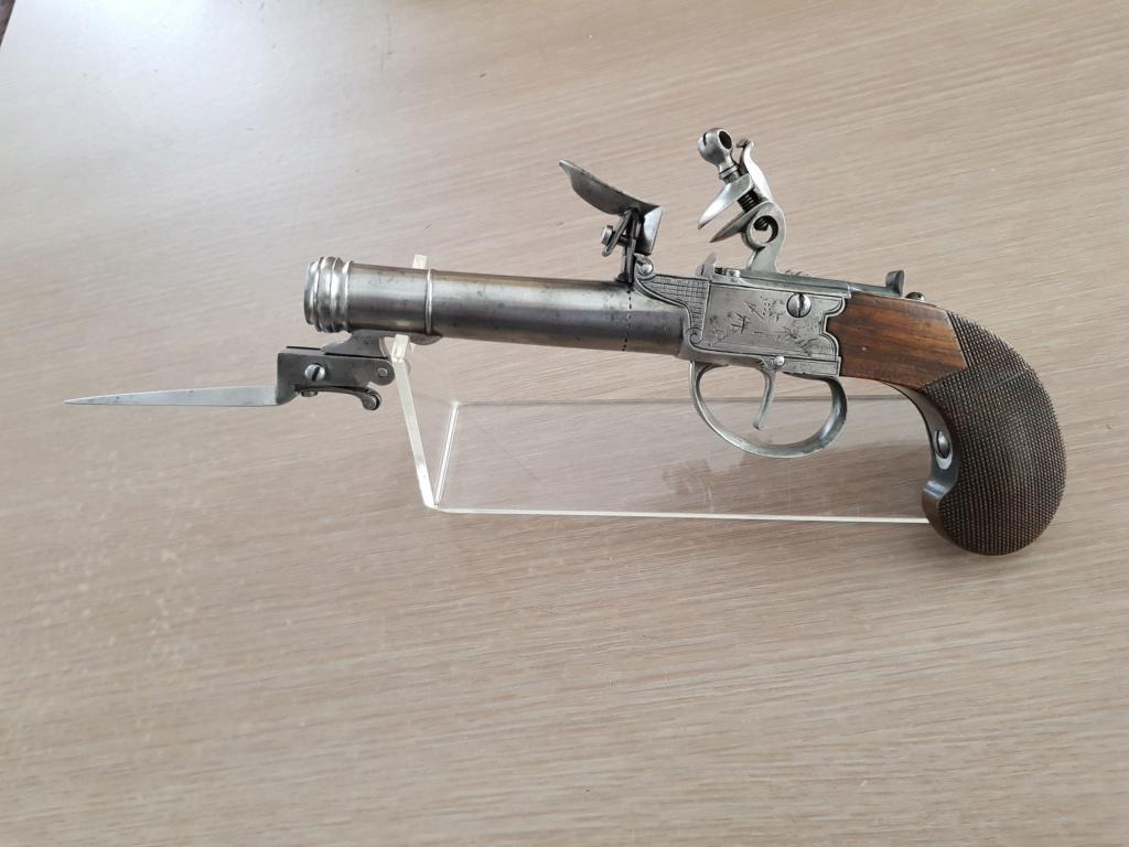 présentation de ma collection d'armes anciennes 20200138