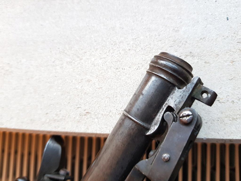 présentation de ma collection d'armes anciennes 20200145