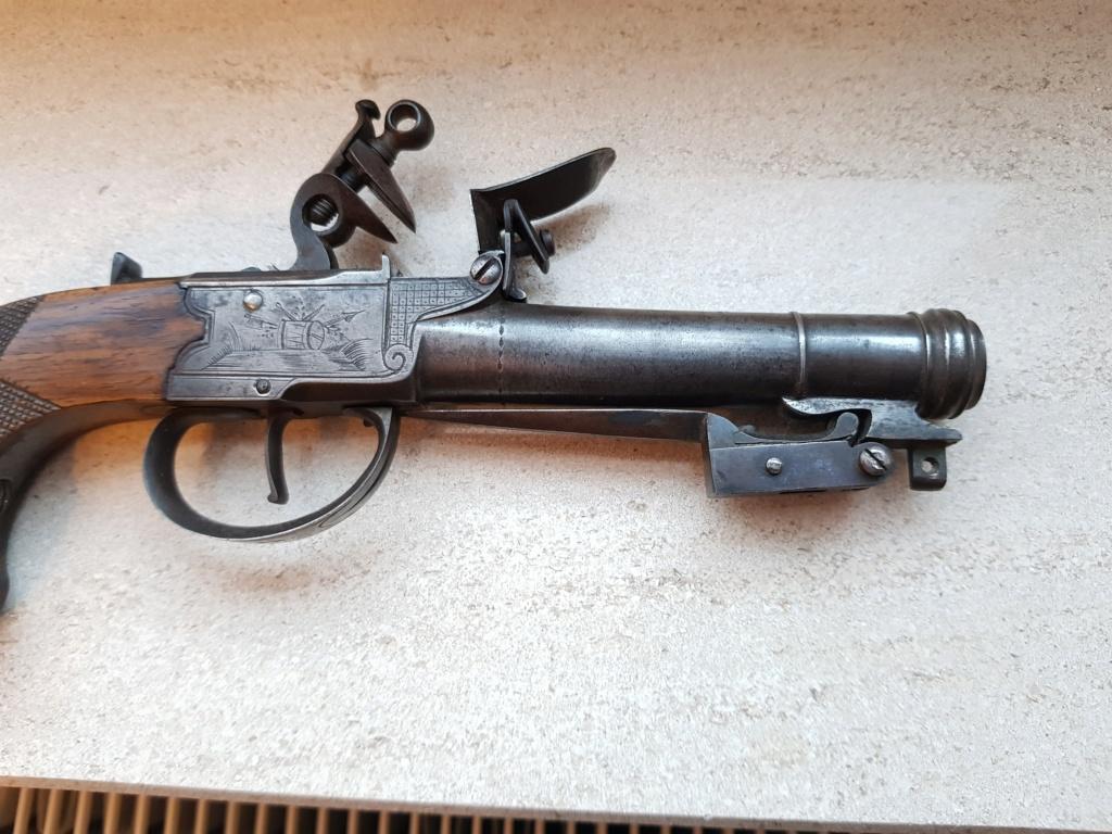 présentation de ma collection d'armes anciennes 20200146
