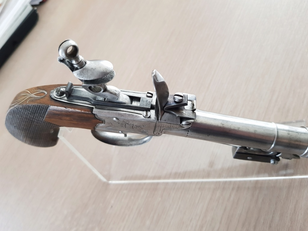 présentation de ma collection d'armes anciennes 20200147
