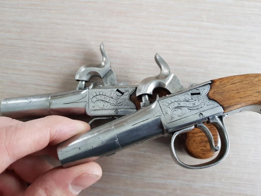 présentation de ma collection d'armes anciennes 20200213