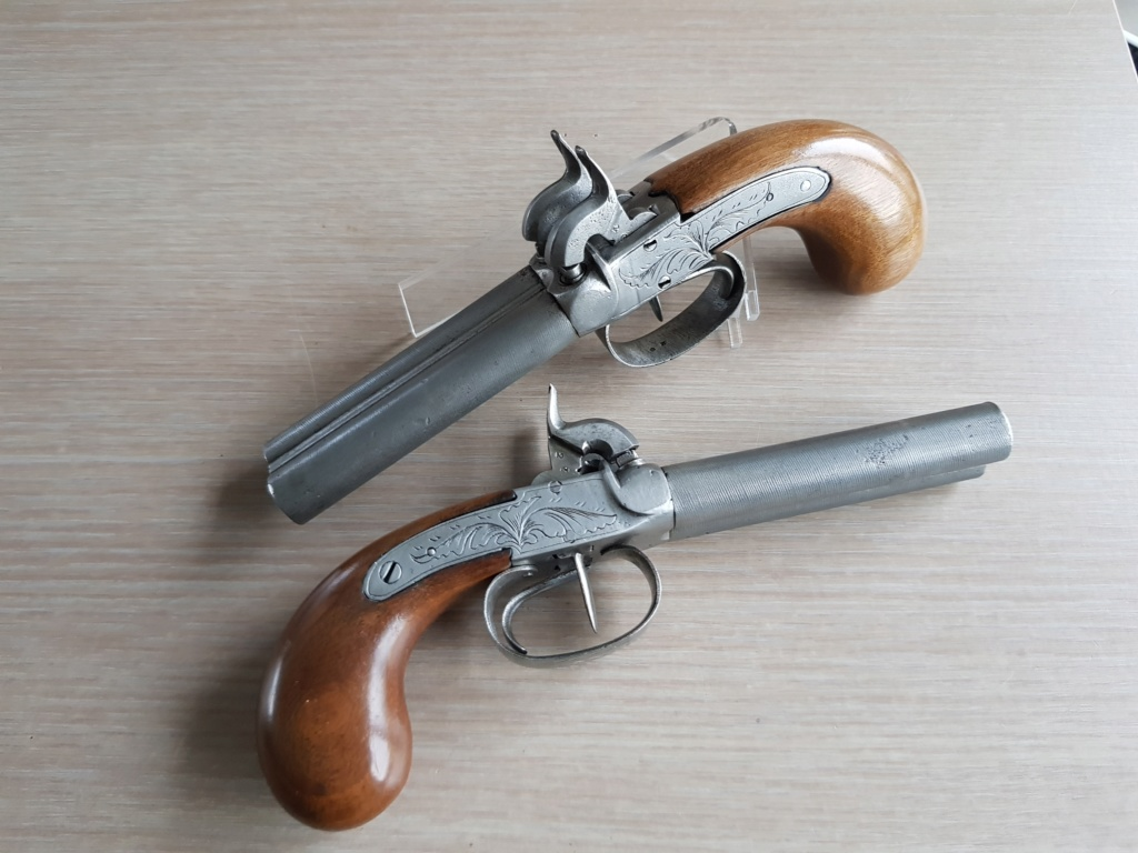 présentation de ma collection d'armes anciennes 20200220