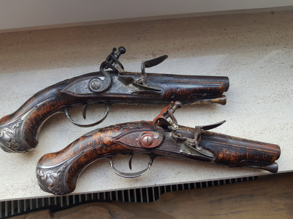 présentation de ma collection d'armes anciennes - Page 3 20200810