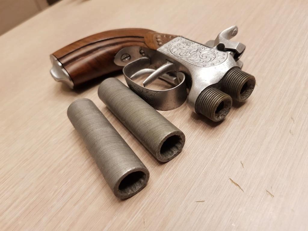 présentation de ma collection d'armes anciennes 78776912
