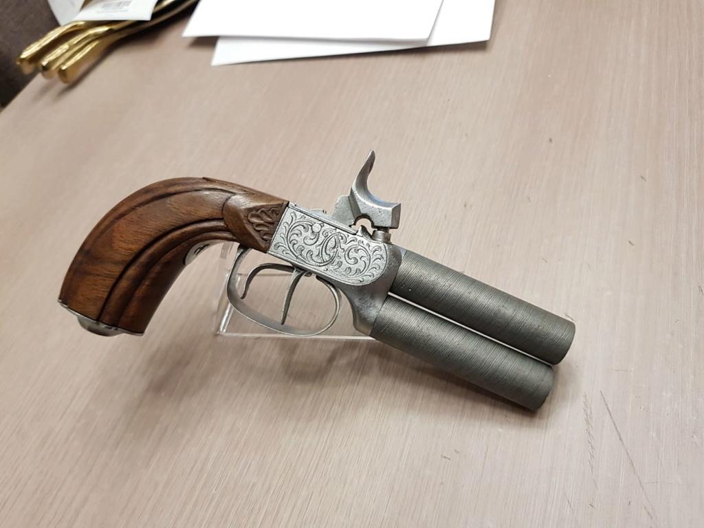 présentation de ma collection d'armes anciennes 79751912