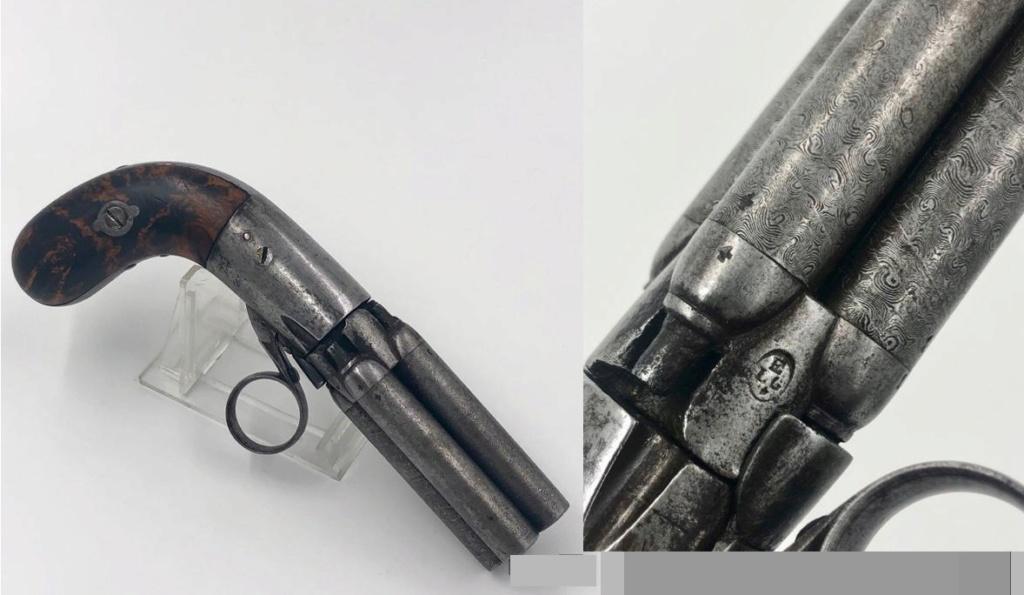 collection d'armes a poudre noire Hdfh10
