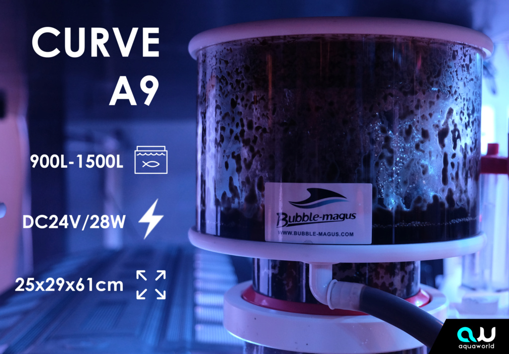 Protein Skimmer Bubble Magus Curve A9 Curve_10