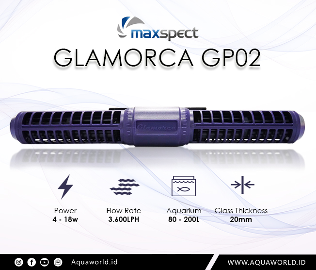 Wave Maker Maxspect Glamorca GP02 Gp03_b10