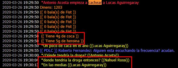 [Reporte] Antonio Acosta Screen25