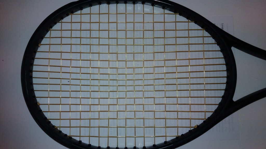 Prostaff 97L spin effect e 4G soft Fronte11