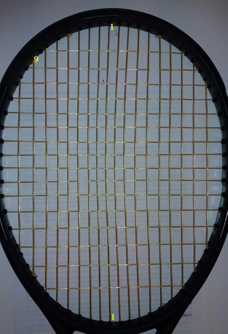 Prostaff 97L spin effect e 4G soft Piatto10
