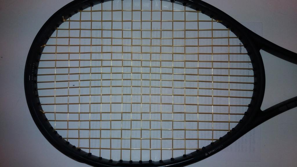 Prostaff 97L spin effect e 4G soft Retro11
