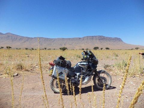 Maroc 2016   Africa twin 750 préparée / BM 1200 GS P'tites  fotossss Dsc02010