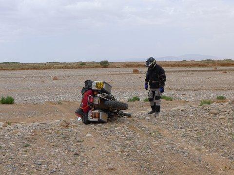Maroc 2016   Africa twin 750 préparée / BM 1200 GS P'tites  fotossss P1090311