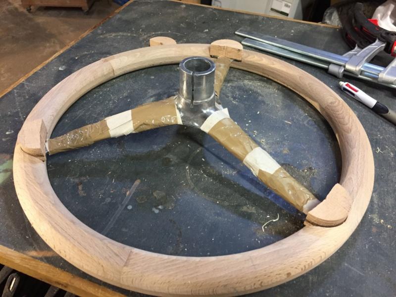 volant refabrication Volant36
