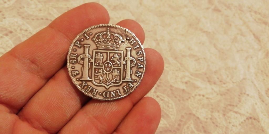 8 reales 1808. Fernando VII. Potosí. Opinión Img_2061