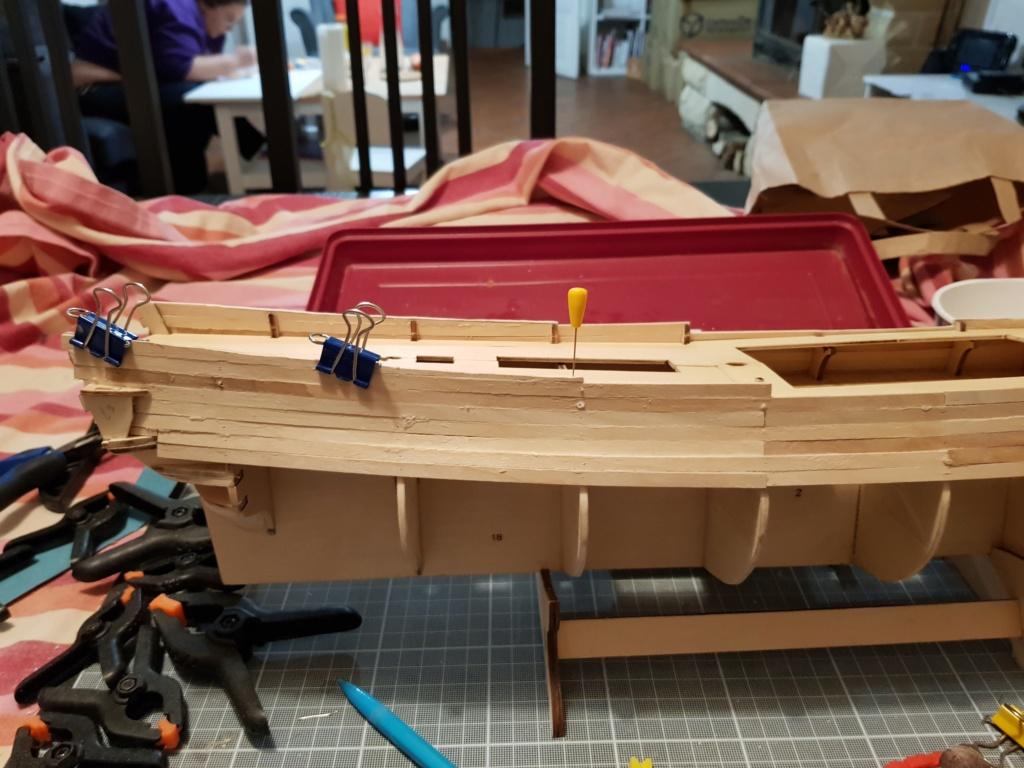 construction de l'hermione de chez Artesania - Page 4 20191125