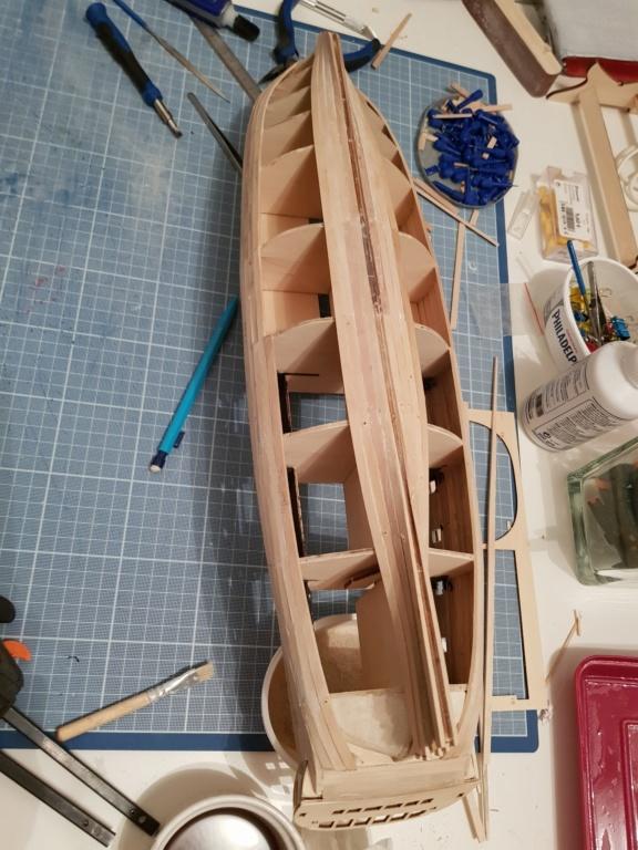 construction de l'hermione de chez Artesania  - Page 6 20200111