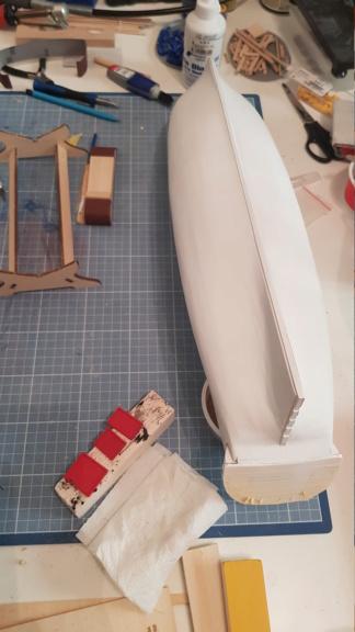 construction de l'hermione de chez Artesania  - Page 6 20200212