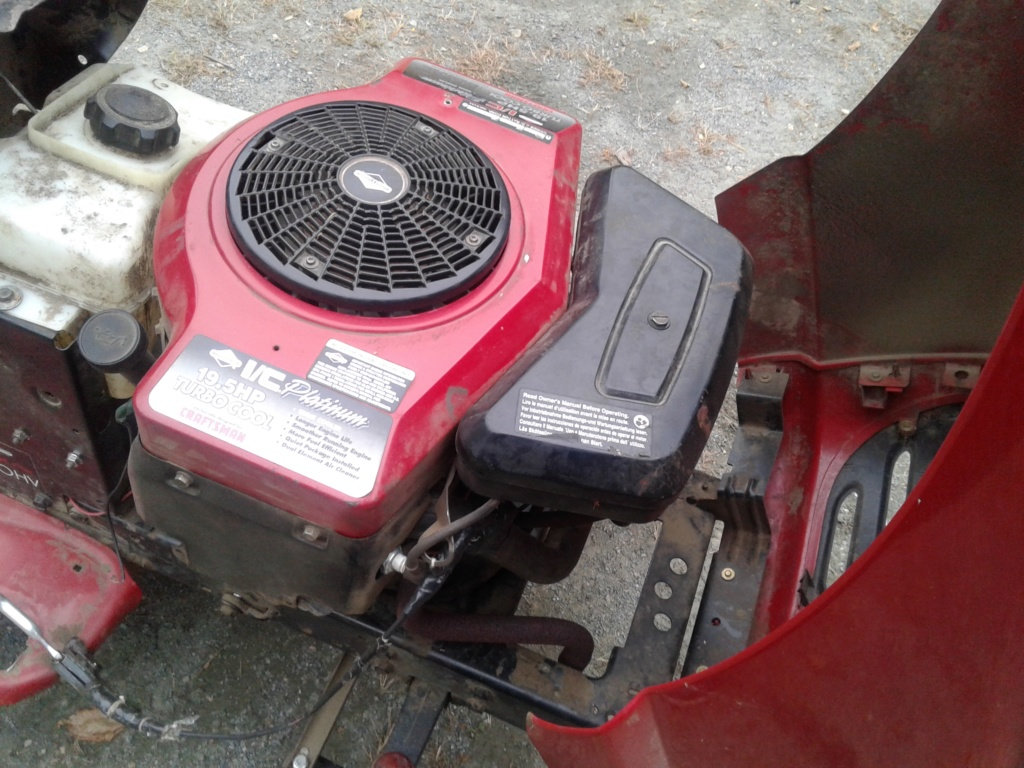 Need help i want to pulley swap my offroad mower 20191010