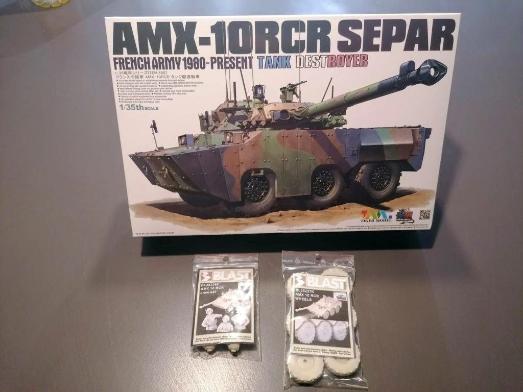 [doc roe] AMX 10 RCR SEPAR 1/35 (Tiger Model) - Page 4 Img_2033