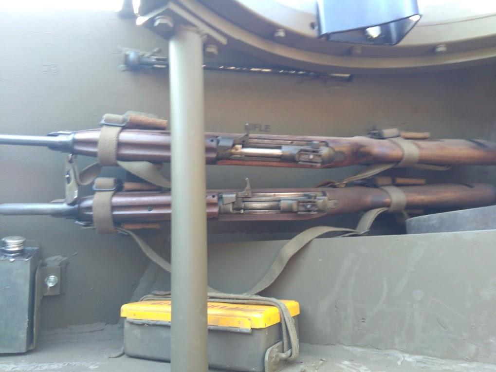 interieur d'un HMC M8 Intzor17