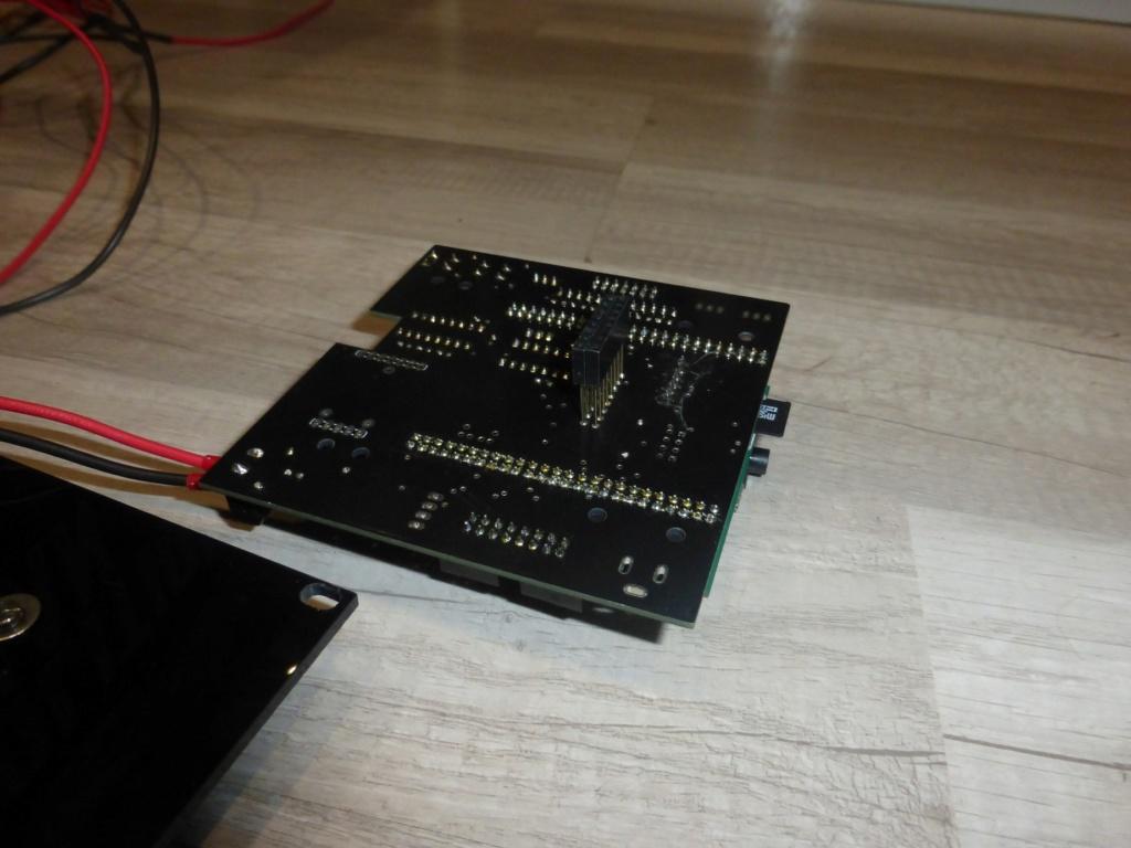 [RÉSOLU] Installation pin2DMD dans un Flipper ?? P1070513