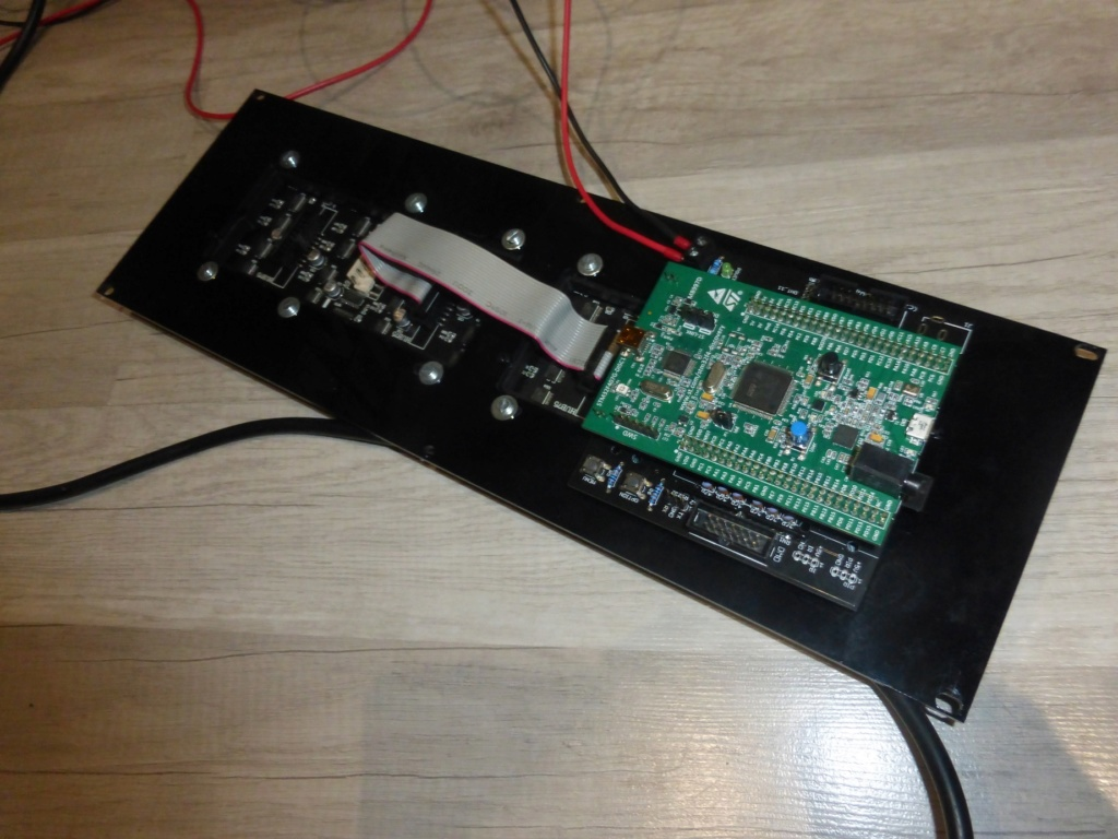 [RÉSOLU] Installation pin2DMD dans un Flipper ?? P1070514