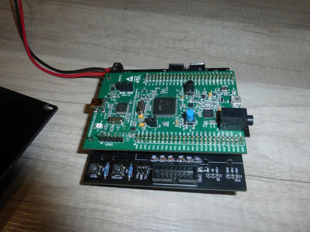 [RÉSOLU] Installation pin2DMD dans un Flipper ?? P1070515