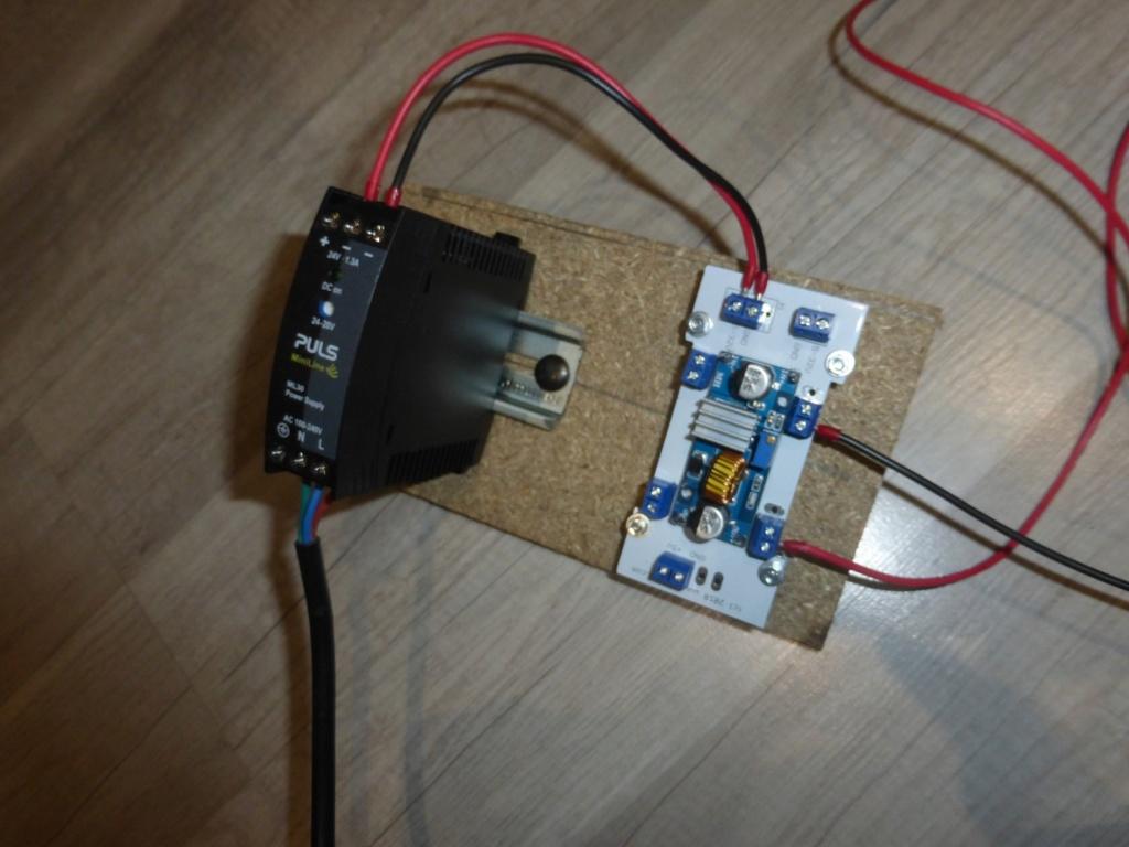 [RÉSOLU] Installation pin2DMD dans un Flipper ?? P1070517