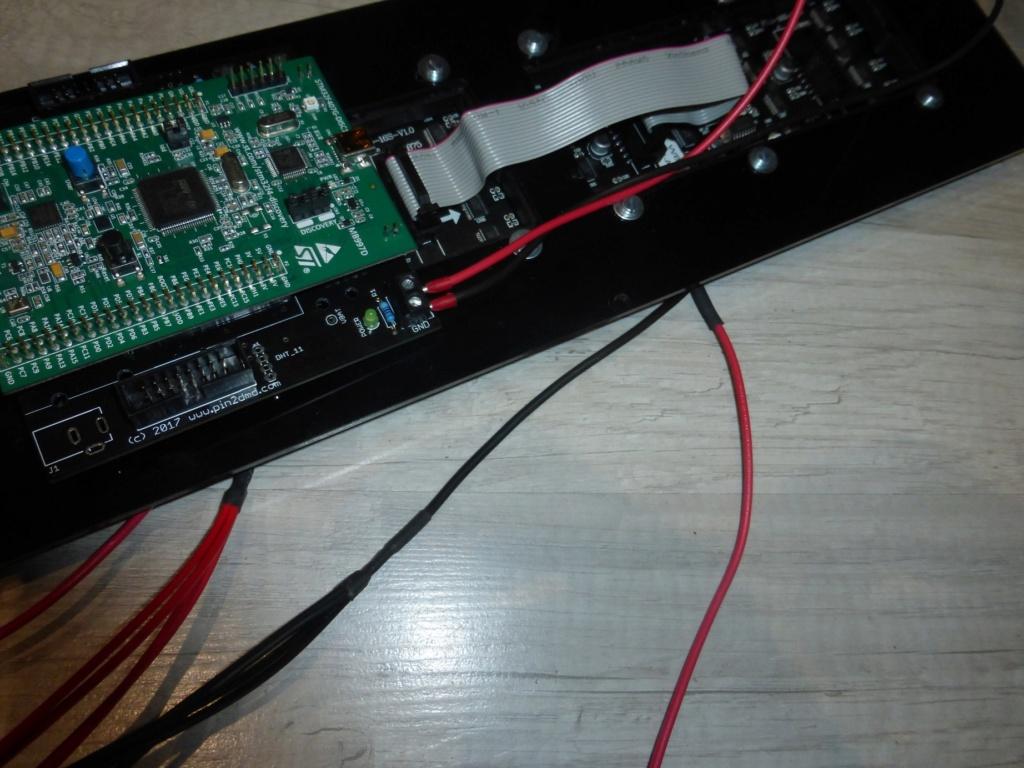 [RÉSOLU] Installation pin2DMD dans un Flipper ?? P1070518