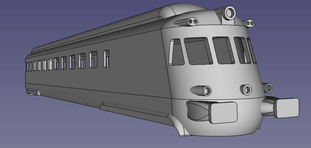 Tren Automotor Fiat - RENFE 595 Tafcad10