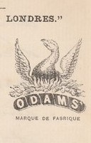 The Nitro Phosphate & Odams' chemical manure company LONDON - au Phenix Royaum11