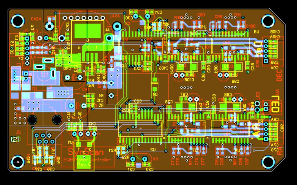 Carte contrôleur N-EQ6 en détail Ci_tra11