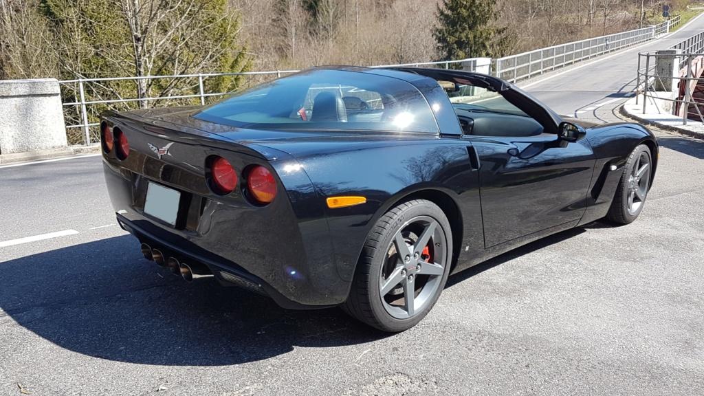 Corvette et confinement 20200410