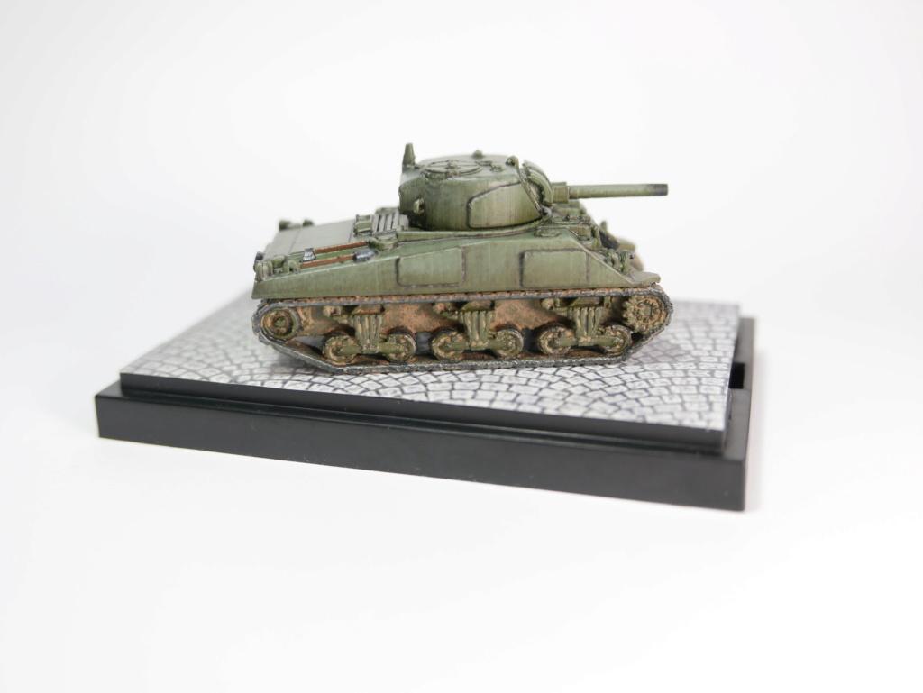 M4 Sherman imprimé en imprimante 3d 1:100 P1120811