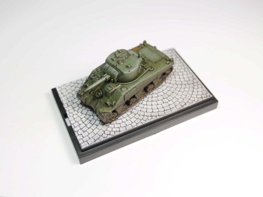 M4 Sherman imprimé en imprimante 3d 1:100 P1120812