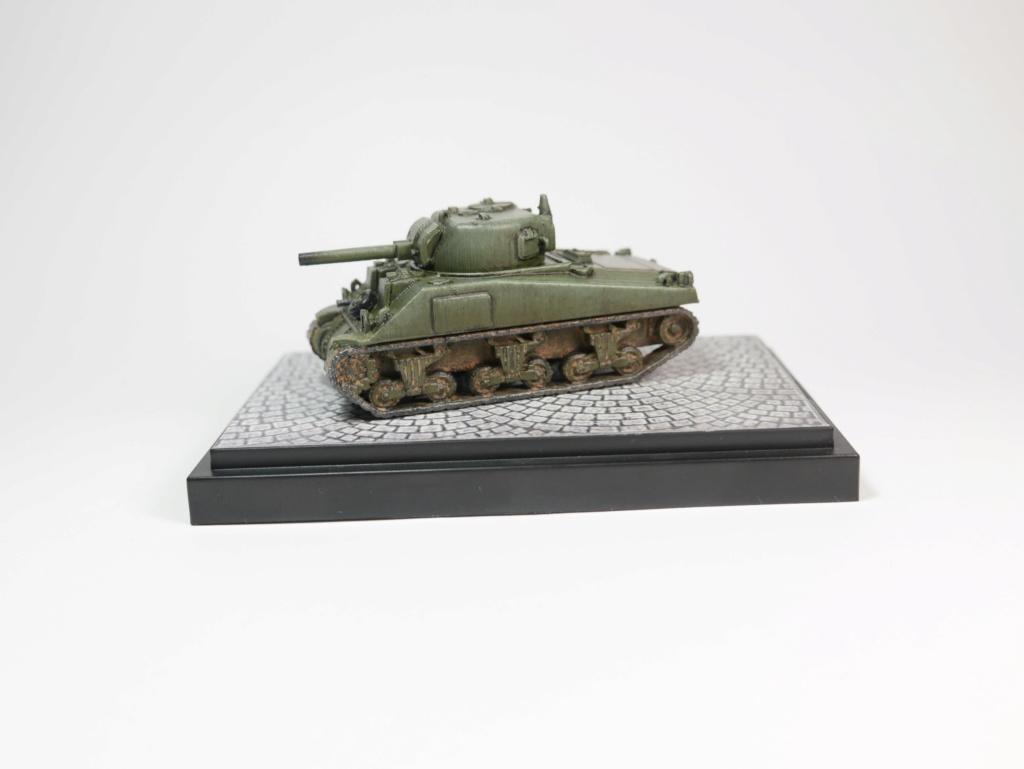 M4 Sherman imprimé en imprimante 3d 1:100 P1120816