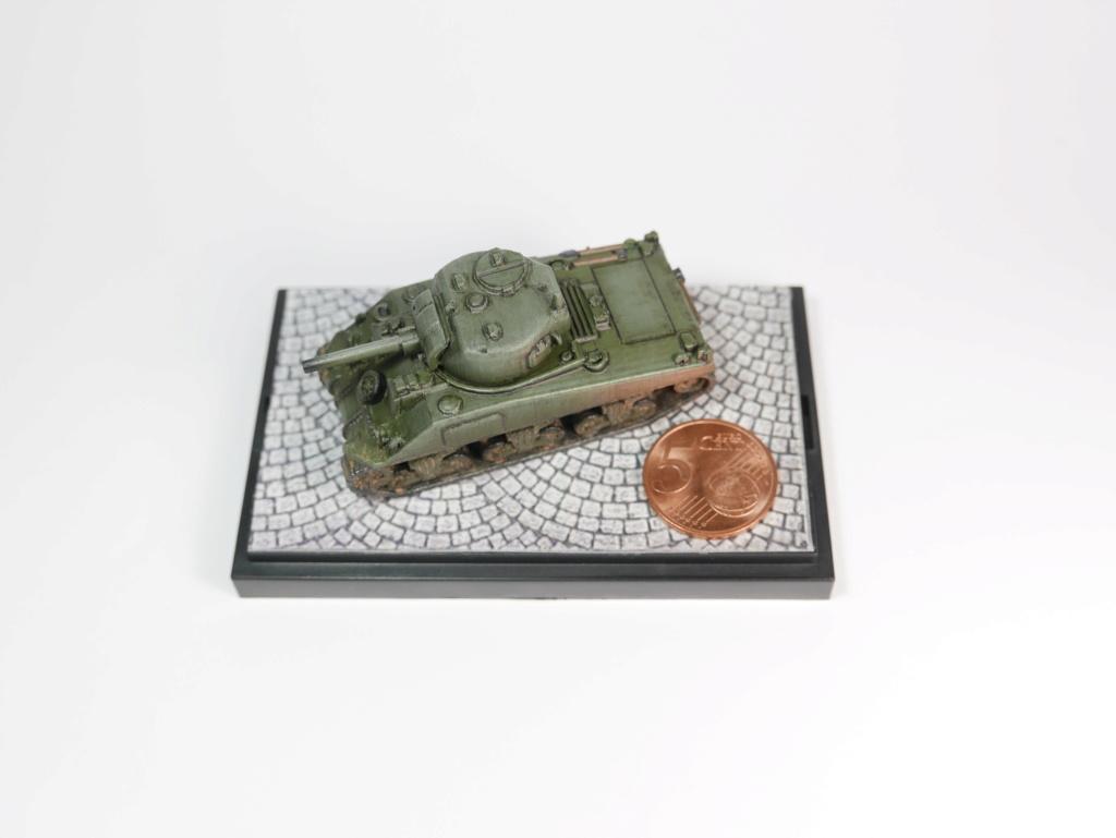 M4 Sherman imprimé en imprimante 3d 1:100 P1120818
