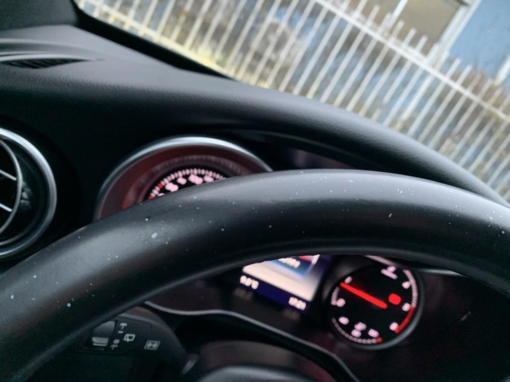 Opacizzare il volante come da nuovo 2dbf0410