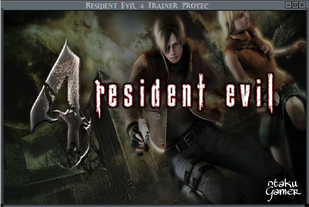 Resident Evil 4 Trainer Proyec Re110