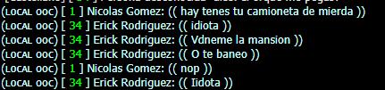 [Reporte] Isaias (Discord) - Ban sin razón válida, DM, Troll, Mal uso de comandos administrativos. Prueba14