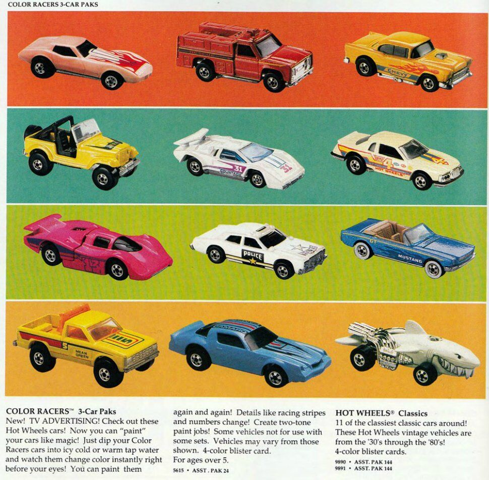 Des bolides a un dollar ! 1/64 - Page 26 Color_10