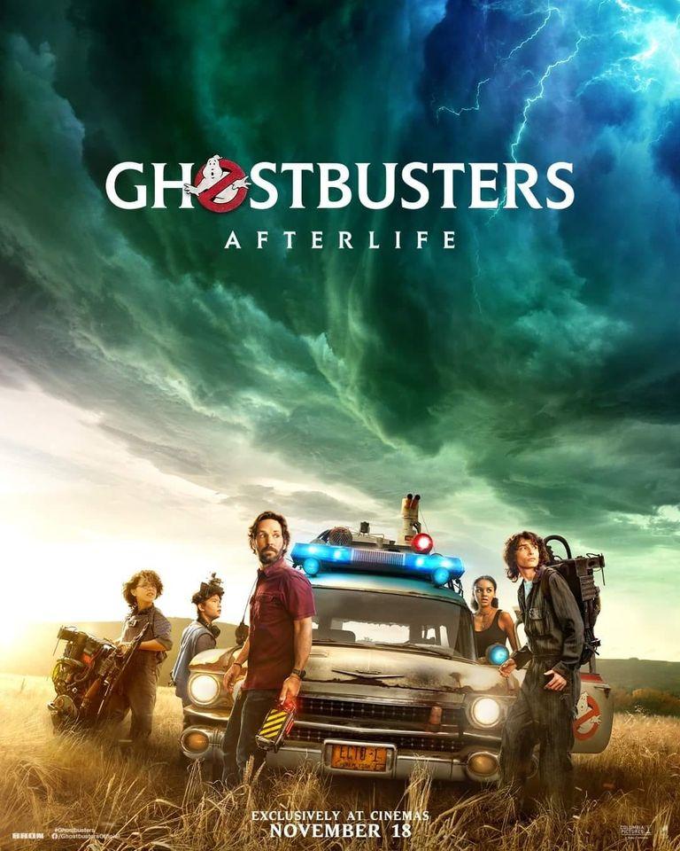 La bande annonce de SOS FANTÔMES L'Héritage Ghostb12